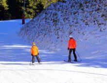 Temporada de esquí abierta.
